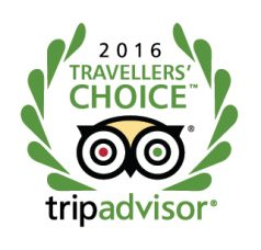 The Lakehouse Receives 2016 TripAdvisor Travellers' Choice Awards